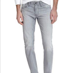 AG Jeans Matchbox Slim Straight 31x32 MSRP $210